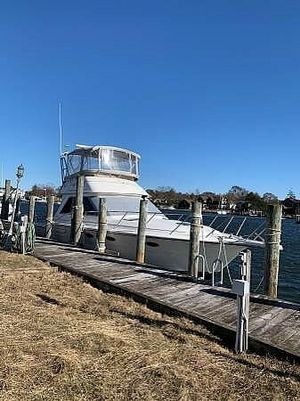 Used Tiara 3600 Convertible Sports Fishing Boat For Sale