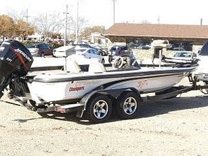 Used Fisher 198 Tournament Bass Boat For Sale