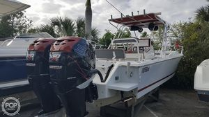 Used Intrepid 322 Console Cuddy Center Console Fishing Boat For Sale