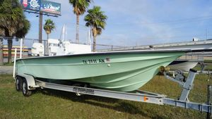 Used Shallow Sport 24' Modified V24' Modified V Center Console Fishing Boat For Sale