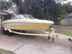 Used Tahoe Q6 SF Bowrider Boat For Sale