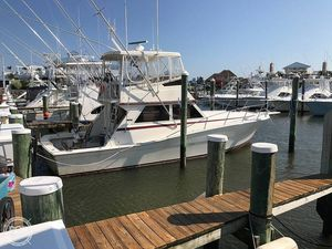 Used Viking 41 Sportfish Sports Fishing Boat For Sale