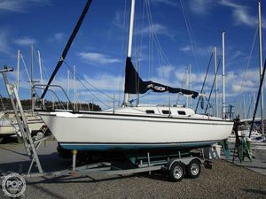Used Precision 23 Racer and Cruiser Sailboat For Sale