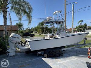 Used Mako Custom Center Console Fishing Boat For Sale