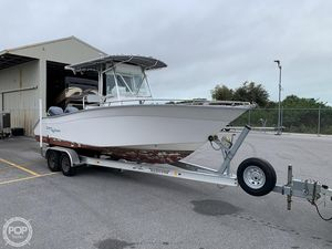 Used Cape Horn 24 Offshore Center Console Fishing Boat For Sale