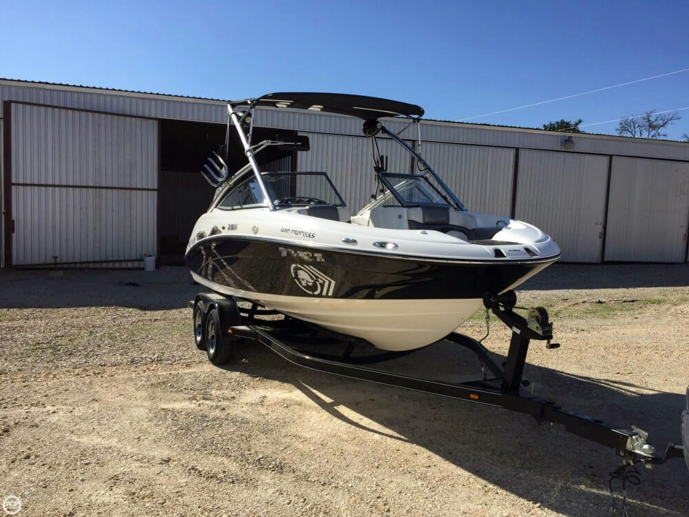 2008 used yamaha 212x jet boat for sale 33 500 belton