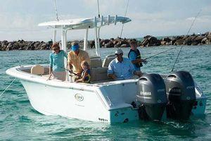 Used Sea Hunt Gamefish 27Gamefish 27 Saltwater Fishing Boat For Sale