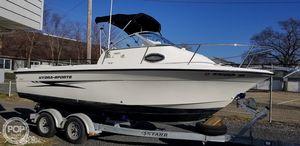 Used Hydra-Sports 212 WA Lightning Walkaround Fishing Boat For Sale