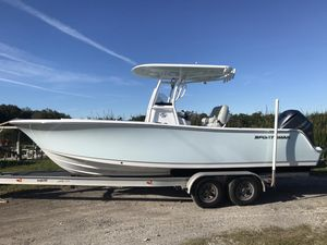 New Sportsman 242 Open242 Open Center Console Fishing Boat For Sale