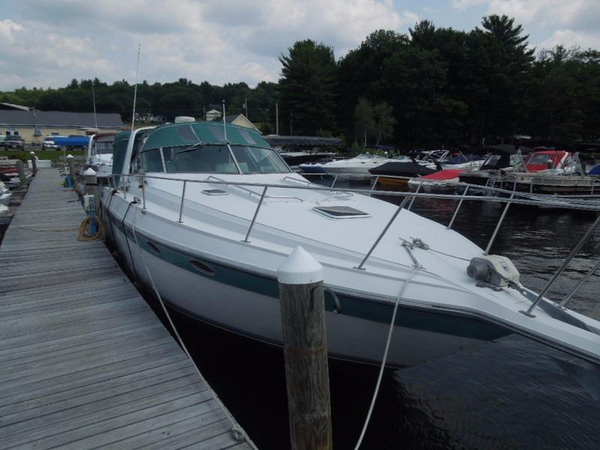 Used Regal 360 Commodore Cruiser Boat For Sale