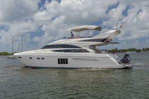 Used Princess Flybridge 64 Motor Yacht Motor Yacht For Sale