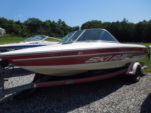 Used Sea Ray Ski Ray Bowrider Boat For Sale