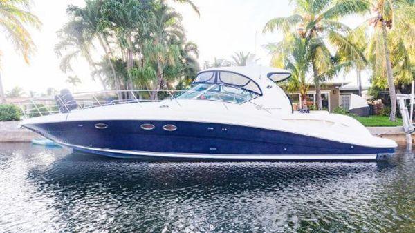 Used Sea Ray Sundancer 42 Motor Yacht For Sale