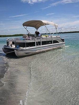 Used Bennington 22 SFX Pontoon Boat For Sale