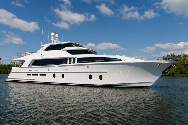 Used Cheoy Lee Bravo Series Motor Yacht For Sale