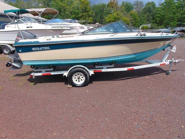 Used Ebbtide 190 CATALINA190 CATALINA Bowrider Boat For Sale