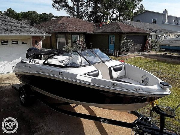 Used Tahoe 550 TF Runabout Boat For Sale