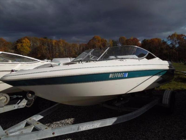 Used Glastron Series SX 195 Bowrider Boat For Sale
