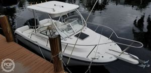 Used Boston Whaler 210 Conquest Walkaround Fishing Boat For Sale