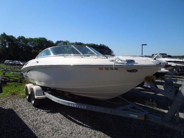 New Monterey 228SI Bowrider Boat For Sale