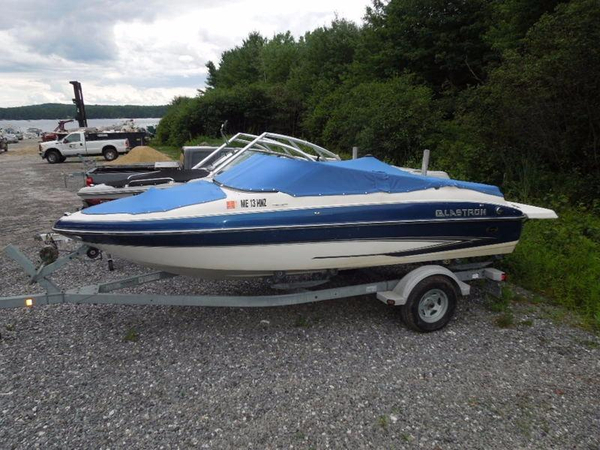 Used Glastron GX185 Bowrider Boat For Sale