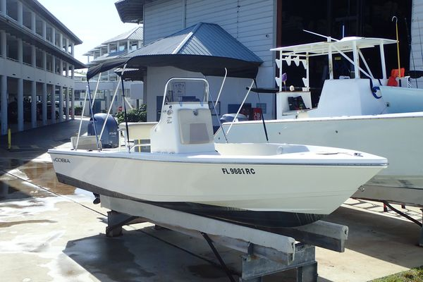Used Cobia 21 Bay21 Bay Boat For Sale