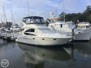 Used Meridian 341 Sedan Bridge Aft Cabin Boat For Sale