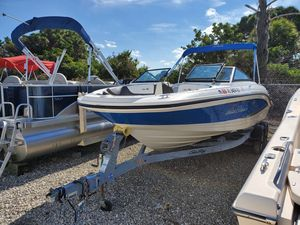 Used Sea Ray 21 SPX21 SPX Deck Boat For Sale