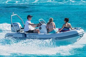 New Highfield Ocean Master 390Ocean Master 390 Rigid Sports Inflatable Boat For Sale