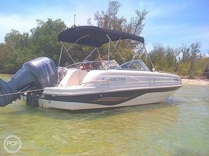 Used Vectra 221 DB OB Deck Boat For Sale