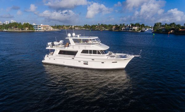 Used Hampton Endurance 658 LRC Motor Yacht For Sale