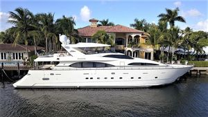 Used Azimut Jumbo Motor Yacht For Sale