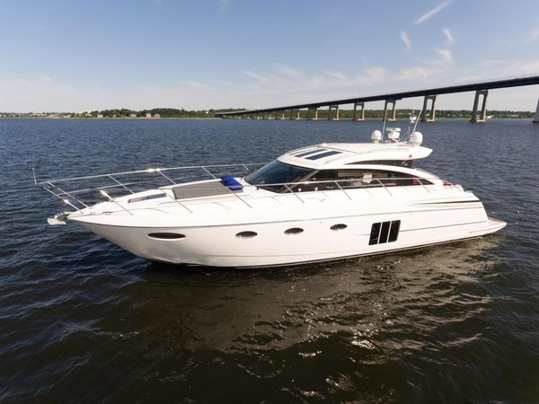 Used Princess C-12 Motor Yacht For Sale