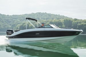 New Sea Ray SPX 210 OBSPX 210 OB Bowrider Boat For Sale