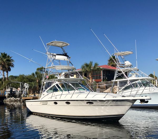 Used Tiara 31 Express31 Express Sports Fishing Boat For Sale