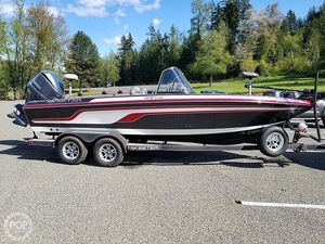 Used Skeeter Wx-2190 Bowrider Boat For Sale