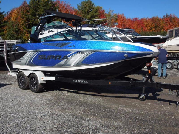 Used Supra Launch SC350550 Ski and Wakeboard Boat For Sale