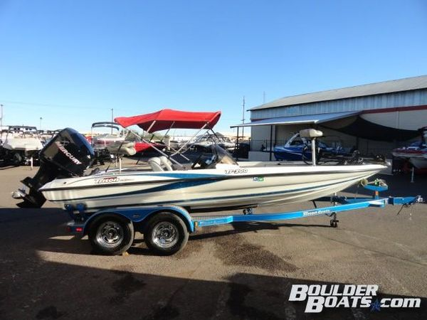 Used Triton Tr-200Tr-200 Freshwater Fishing Boat For Sale