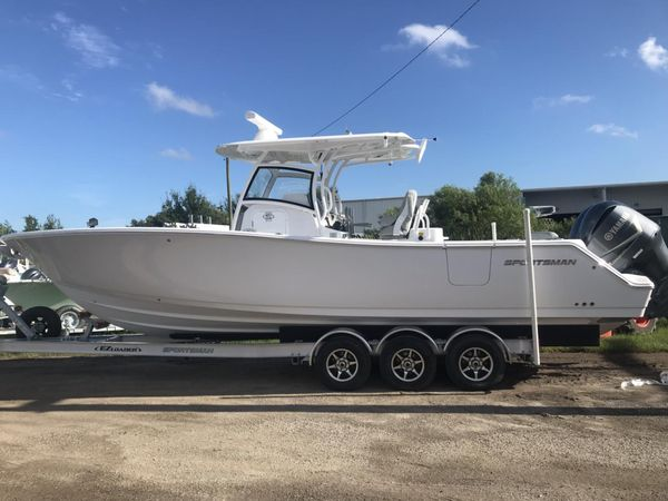 New Sportsman 312 Open312 Open Center Console Fishing Boat For Sale