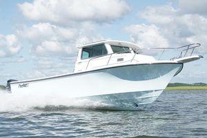 New Parker 2820 XLD Sport Cabin2820 XLD Sport Cabin Saltwater Fishing Boat For Sale