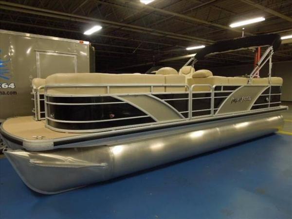 New Aqua Patio AP 220 Pontoon Boat For Sale