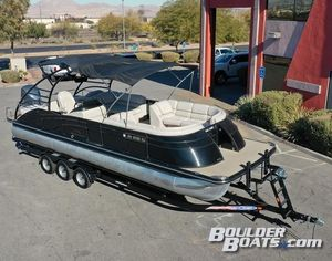 Used Bennington 2874 QCW Sport Tower2874 QCW Sport Tower Pontoon Boat For Sale