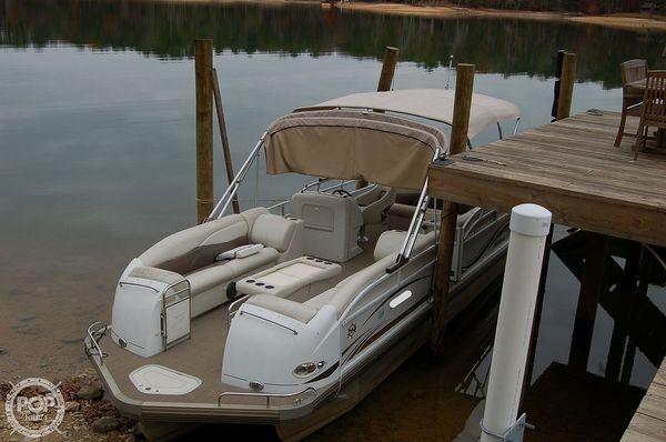 Used Jc 266 Pontoon Boat For Sale
