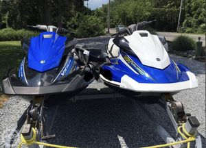 Used Yamaha VX1800-TB and VX1050B-TB Personal Watercraft For Sale