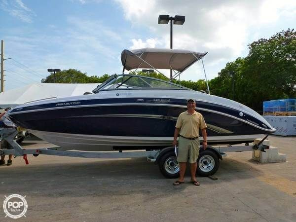 Used Yamaha 242 Limited HIgh Output Jet Boat For Sale