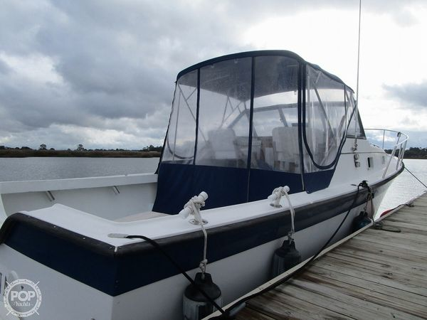 Used Luhrs 31 Alura Downeast Fishing Boat For Sale