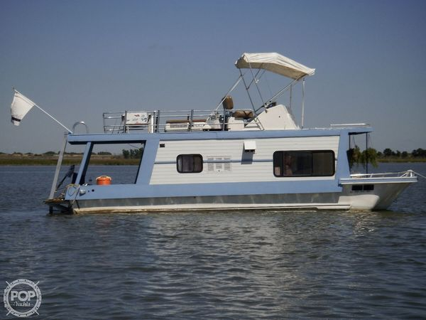 Used Yukon Delta 25 House Boat For Sale