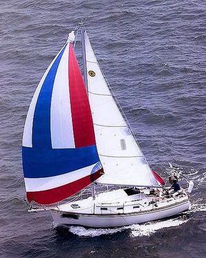 Used Island Packet Mark II Sloop Sailboat For Sale