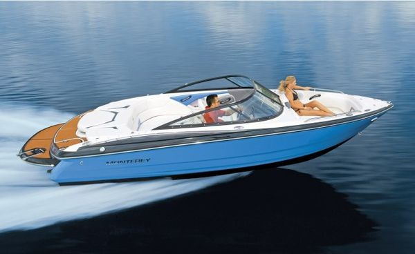New Monterey 224FS224FS Sports Fishing Boat For Sale