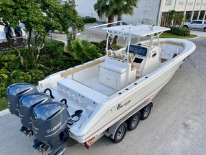 New Key West 351 CC351 CC Center Console Fishing Boat For Sale